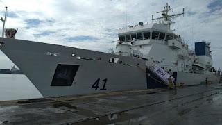 Indian Coast Guard Ship 'Varaha'