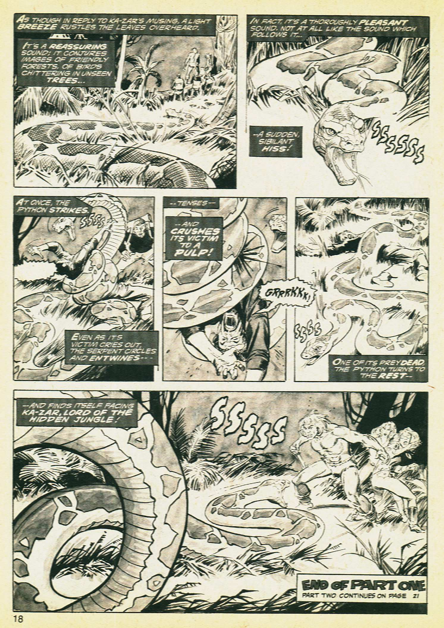 Savage Tales issue 8 - Page 16