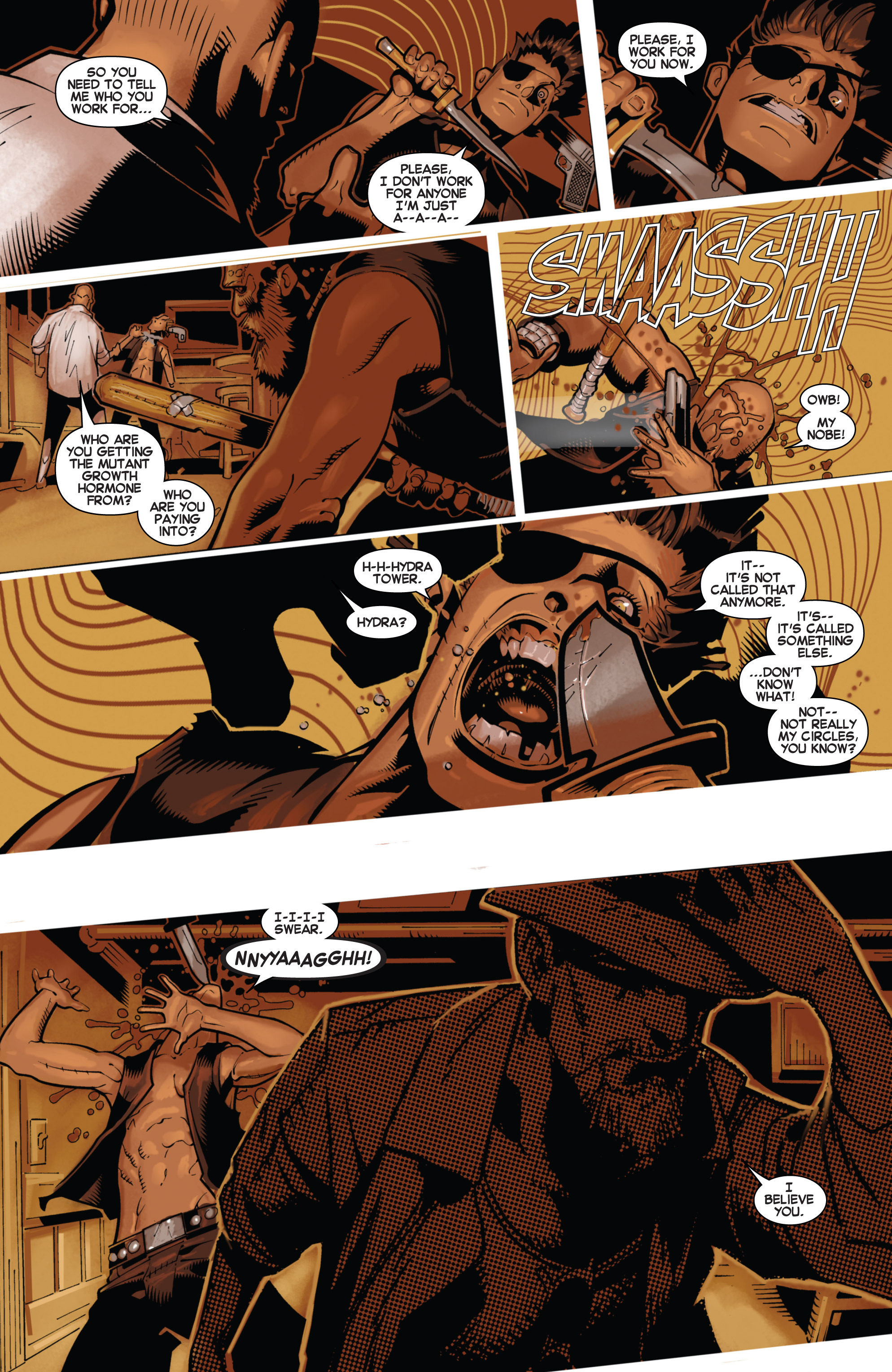Read online Uncanny X-Men (2013) comic -  Issue #16 - 13