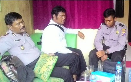 PARAH! Polisi Perkosa PNS Sampai Pingsan