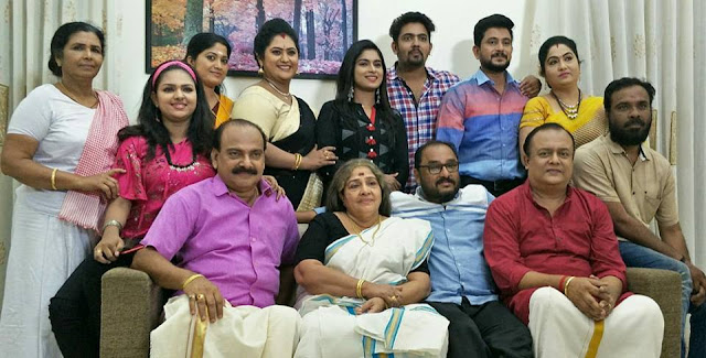 BhaagyaJathakam cast