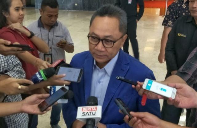 Ini Poin Yang Dibahas Dalam Pertemuan Zulkifli Hasan dengan SBY