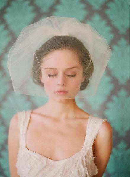 Bridal Veil Ideas For Short Hair Styles