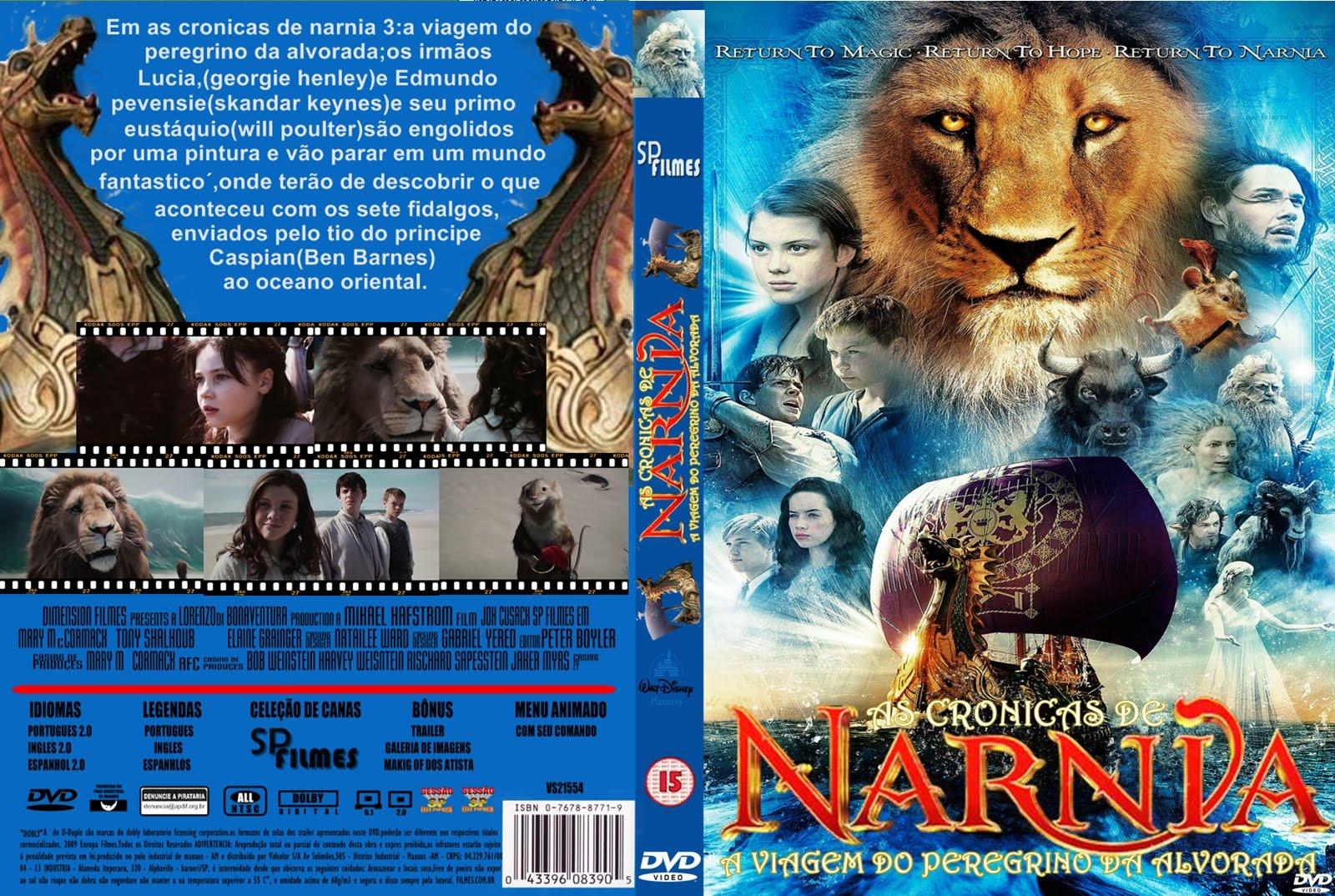 filme contos narnia