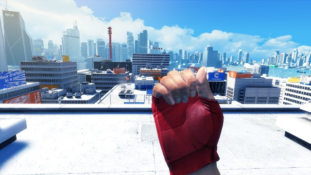 Download Mirror's Edge PC Gameplay
