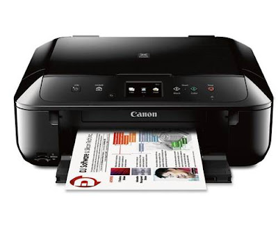 Canon PIXMA MG5720 Photo All-in-One Inkjet Printer