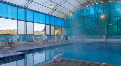 piscina coberta termal