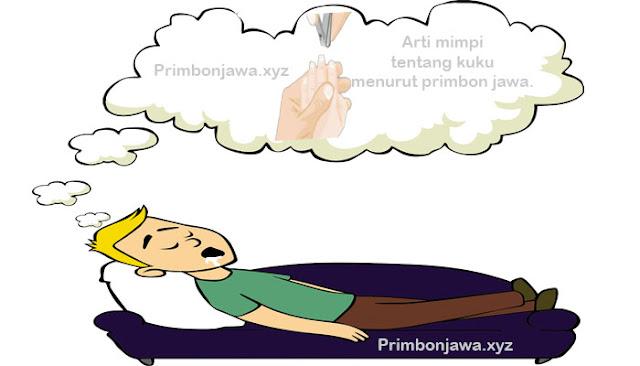 23 Arti Mimpi Kuku Lengkap Dengan Maknanya Menurut Primbon Jawa.