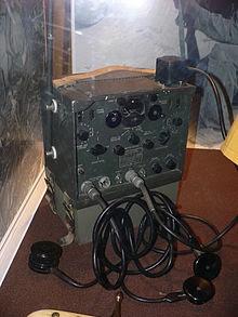 Aparelho de Rádio utilizado pelos Soldados Navajos durante a Segunda Guerra Mundial