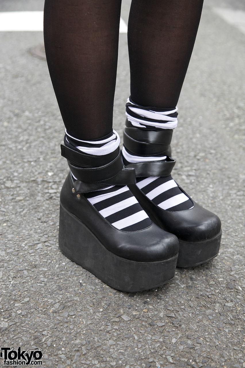 Asian Platform Shoes 107