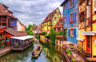اجمل الصور لمدينة كولمار الفرنسية