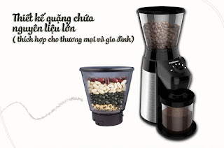 Máy xay cà phê Kahchan