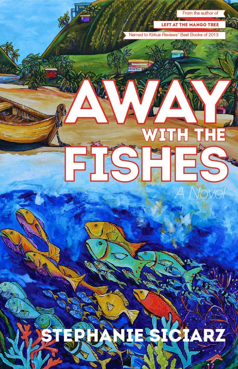 https://www.goodreads.com/book/show/22402696-away-with-the-fishes