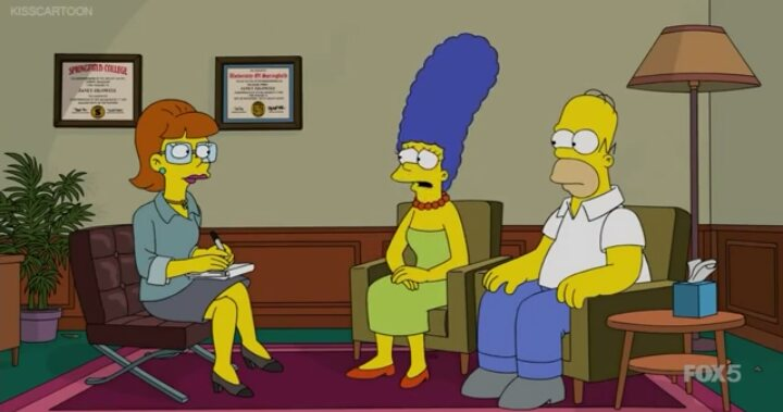 Animated Critic Blog Every Mans Dream The Simpsons Animated