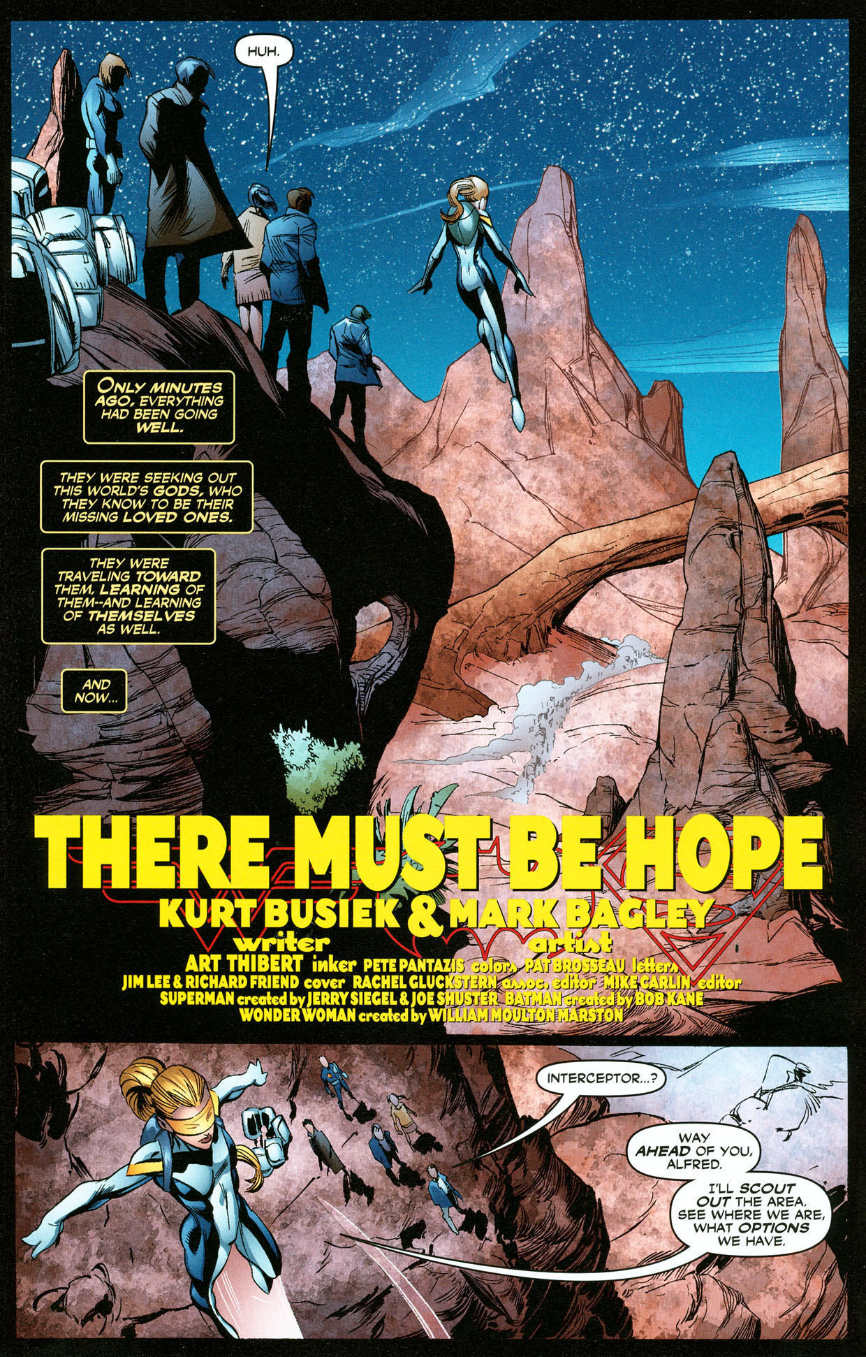 Read online Trinity (2008) comic -  Issue #33 - 5