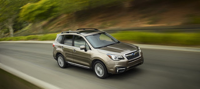 2017 Subaru Forester starts at $ 22.595 in the United States