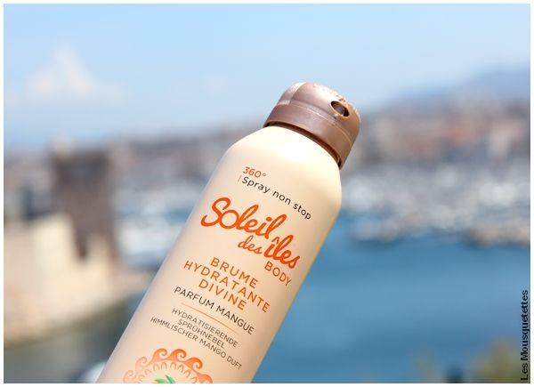 Avis blog - Soleil des Îles et sa brume Divine à Marseille !