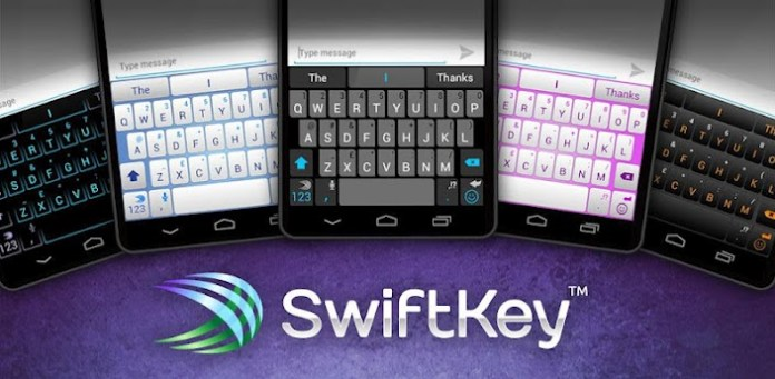 simbol keyboard android