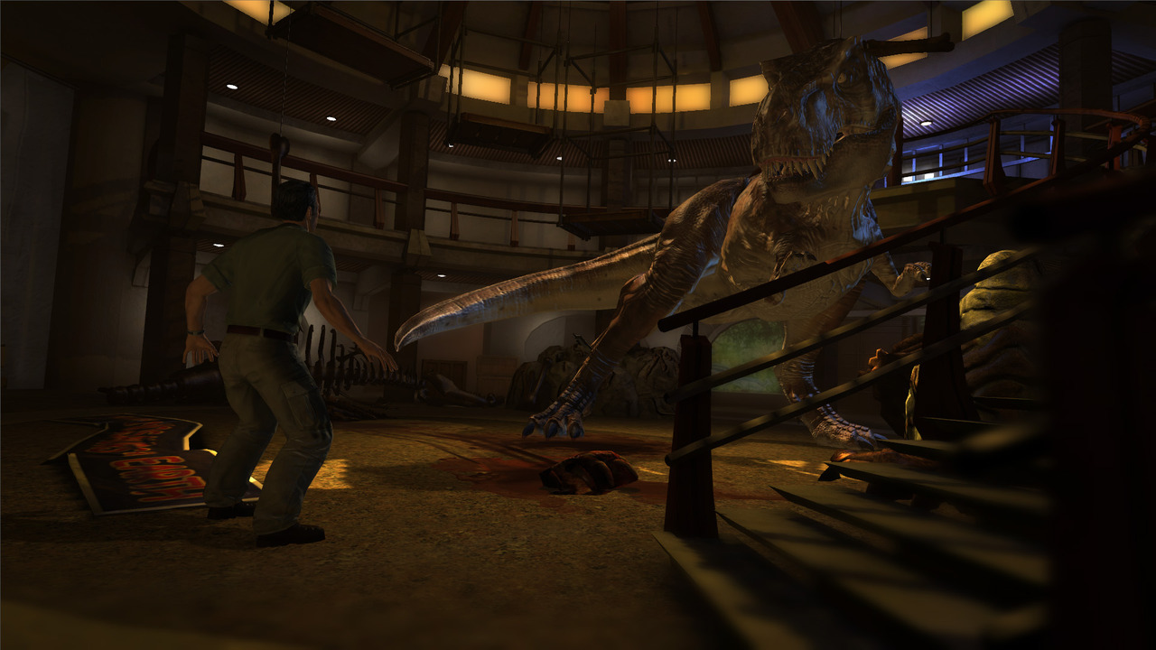 Jurassic Park: Operation Genesis PC Game Download - Free ...