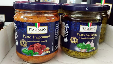 Pesto, Italiamo