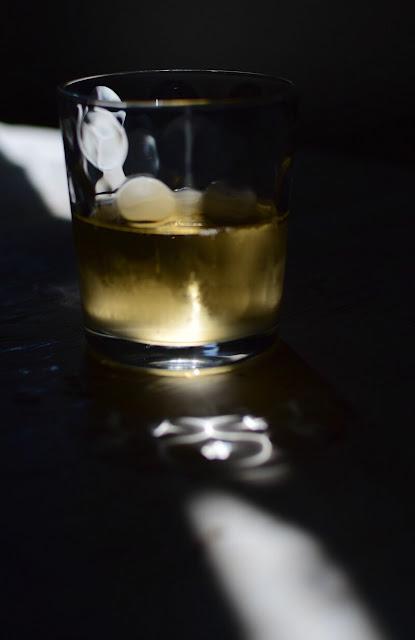 Fotografía de alimentos: Bebidas en luces y sombras