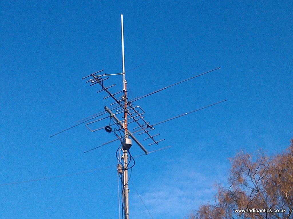 Wow amateur beam antenna big