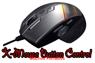 X-Mouse Button Control Portable