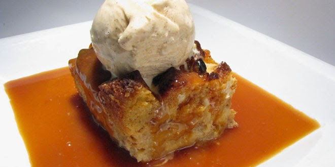 Sweet Potato Bread Pudding Recipe