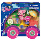 Littlest Pet Shop Pets on the Go Cat (#1846) Pet