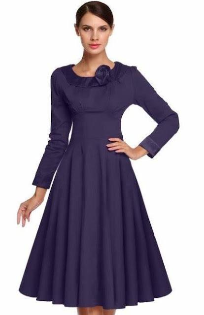 Damenkleider Elegant Günstig