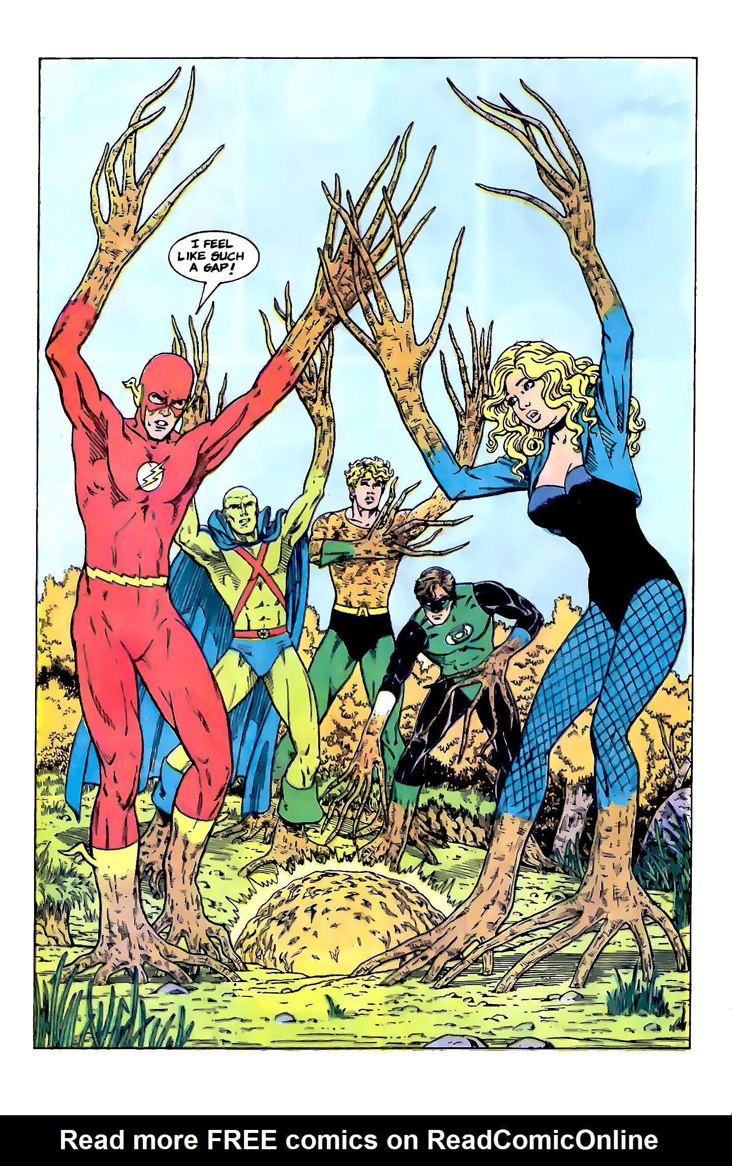 Read online Secret Origins (1986) comic -  Issue #32 - 30