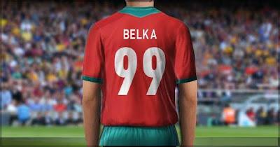طريقة الحصول على صورة  لقميص فريقك المفضل باسمك ورقمك الخاص