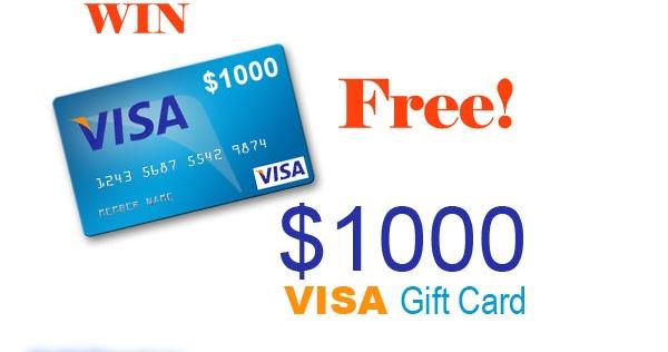 win 1000 visa gift card free muvicut hairstyles for girls - Free 1000 Visa Gift Card No Surveys
