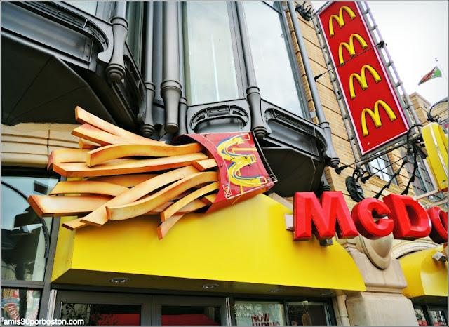 Restaurantes Franquicias Americanas