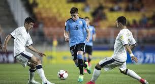 Uruguay U20 vs Arabia Saudita U20 en Copa Mundial Sub 20 Corea 2017