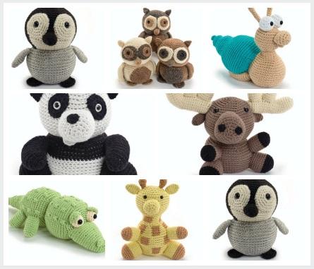 Bebezinhos Receitas de Amigurumi em Crochet (Amigurumis Fofinhos ... | 381x445