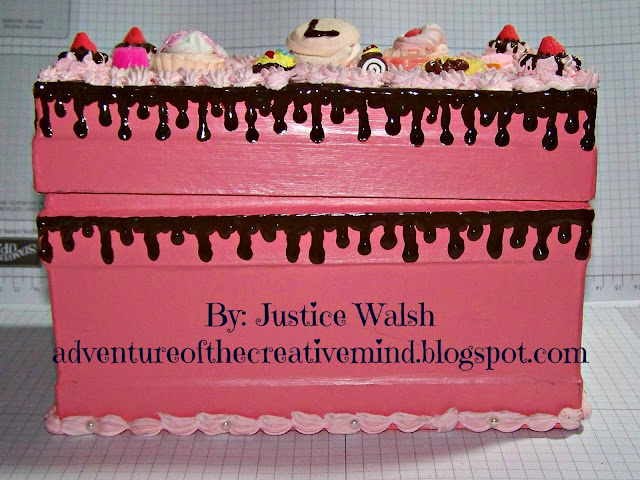 Justice G. Walsh -http://adventureofthecreativemind.blogspot.com/