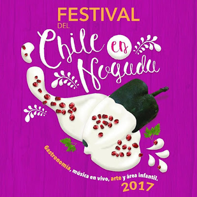 festival del chile en nogada 2107 tijuana