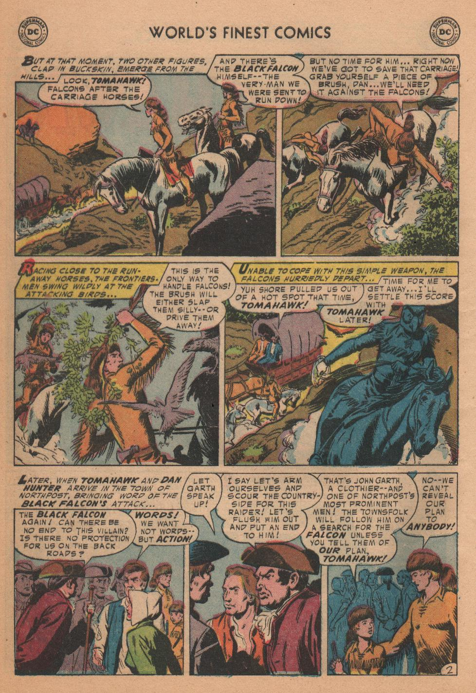 Read online World's Finest Comics comic -  Issue #72 - 28