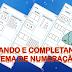 SISTEMA DE NUMERAÇÃO PARA PENSAR E COMPLETAR - 2º ANO/ 3º ANO