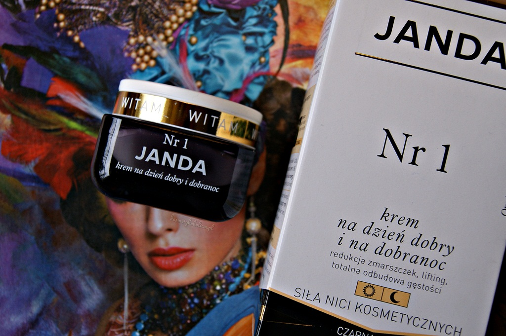 JANDA | Krem Nr 1 | Krem na dzień dobry i dobranoc