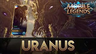 Kata-Kata Hero Uranus Mobile Legends Dan Artinya