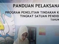Panduan Pelaksanaan Program PTK KTSP