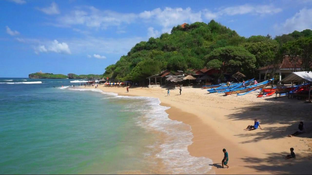 Pantai Ngandong PAsir harga tiket murah