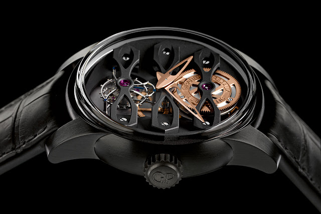 Girard-Perregaux Neo-Tourbillon with Three Bridges Automatic Watch