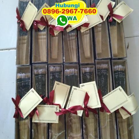 pabrik souvenir kemasan kotak daun harga grosir 50089