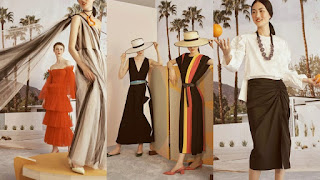 Moda 2019. Carolina Herrera Resort