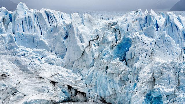 Descubren huellas de corrientes de hielo en un desértico país africano