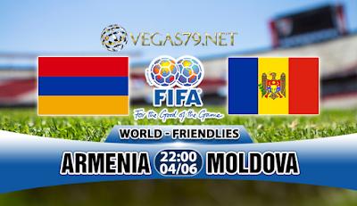 Nhận định bóng đá Armenia vs Moldova, 22h00 ngày 4/6