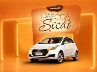 Cadastrar Promoção Sicao Páscoa 2019 - Carro 0KM 1 Ano Chocolate Sicao Grátis